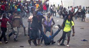 Al menos 17 muertos y 189 heridos en protestas Haití, según Policía