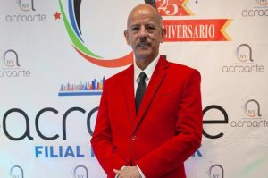 Expresidente Acroarte NY destaca logros de su gestión