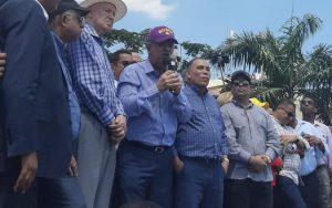 Expresidente dominicano ve posible una «revolución» tras las primarias