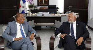 Embajador RD gestiona convenio de supresión de visados con Rusia