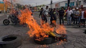 ECUADOR: Decretan estado excepción ante protestas por precio combustibles