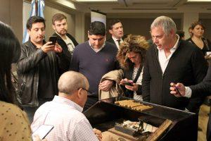 ARGENTINA: Embajada RD organiza Master Class de Tabaco