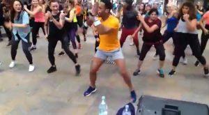 INGLATERRA: Dominicano pone a bailar las calles de Londres