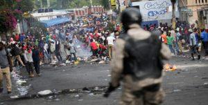 Oposición de Haití anuncia nueva semana de protestas