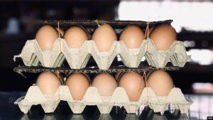 VENEZUELA: Salario mínimo solo alcanza para un cartón de huevos