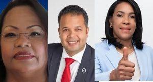 Familia, Norberto Rodríguez y Kenia Bidó ganan candidaturas PRM