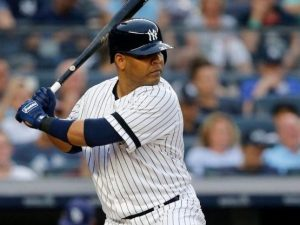 Yankees de NY dejan en libertad a Edwin Encarnación