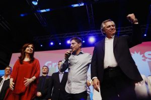 ARGENTINA: Alberto Fernández gana Presidencia con 47,89%