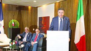 Resaltan oportunidades RD para aumentar el comercio con Italia