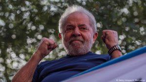 BRASIL: Corte Suprema analiza recurso que podría liberar a Lula Da Silva