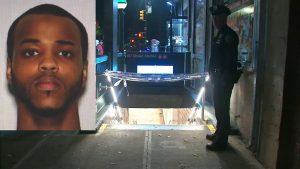 Hombre mata novio de su exnovia en la estación tren
