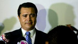Hermano presidente Honduras es declarado culpable de narcotráfico