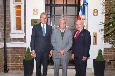 LONDRES: Embajada RD inaugura Semana Dominicana en Reino Unido