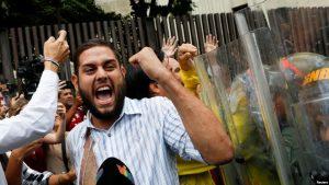 CARACAS: Michelle Bachelet exige liberación de diputado Juan Requesens