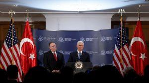 Un gran día para la civilización», dice Trump sobre acuerdo con Turquía