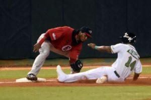 Leones, Aguilas y Gigantes triunfan en el torneo beisbol