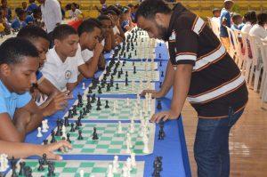 INEFI realiza simultánea de ajedrez en Haina
