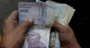 Venezuela sigue sufriendo por inflación: FMI proyecta un 200.000% en 2019