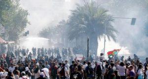 CHILE: Copppal repudia enérgicamente la violencia institucional