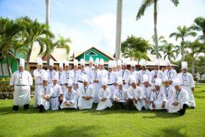 Mejores chefs en Convención Gastronómica de Bahía Príncipe