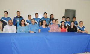 Copa Internacional de Judocon 450 atletas en el Club Naco
