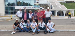 Delegación 45 tasadores RD viajan a PANAMA al XXXIV Congreso de UPAV