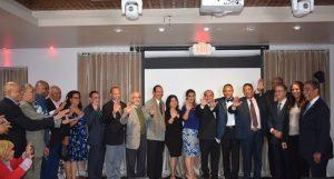 Juramentan directiva Asociación Dominicana de Prensa Turística