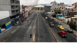 Ecuador vuelve a la calma luego que Presidente firmara decreto