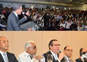 Desencuentros a lo interno del PLD marcaron semana en Dominicana