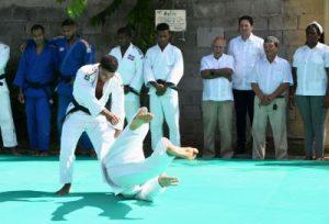 Fedojudo siembra árboles en el Día Mundial del Judo