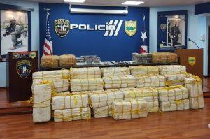 PUERTO RICO: Decomisan 141 kilos de cocaína provenientes de la RD