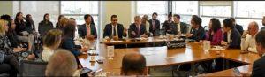 MEPyD presenta ejes estratégicos 2019-2020 ante organismos internacionales