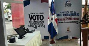 Observadores alertan sobre adelanto de resultados en primaras de la RD