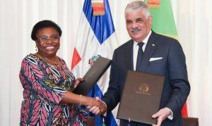 RD y el Congo acuerdan relaciones diplomáticas