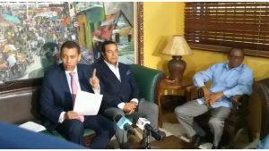 Guido: Legalmente PRD no puede oficializar candidatura presidencial