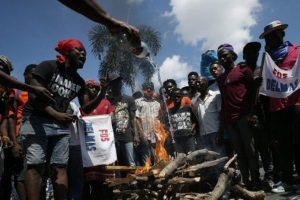 HAITI: Con nueva manifestación piden renuncia del Presidente Moise