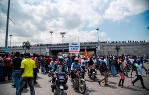 Oposición haitiana pide al mundo dé espalda al presidente Moise