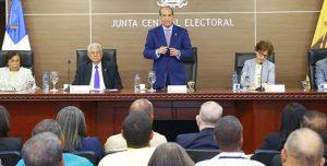 JCE: Serán usadas boletas si  no hay consenso con voto automatizado