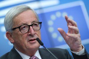 Anuncian UE ha alcanzado un acuerdo de Brexit con Reino Unido