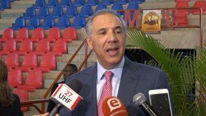 Objeción a candidatura Leonel está  en manos de abogados, dice Peralta