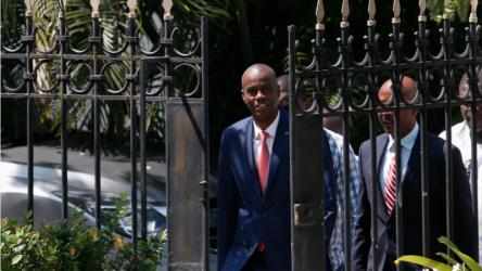 HAITI: Dimiten cuatro de los siete miembros comisión de diálogo