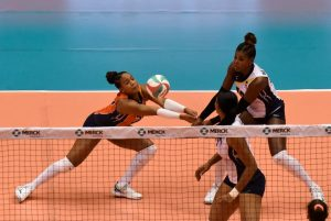 Reinas del Caribe dominan a México 3-0 para su primer triunfo en Norceca