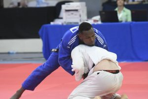 Selección de judo dominicana participa en Grand Slam de Brasil