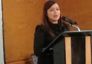 MICM participa en conferencia en la Universidad de Georgetown