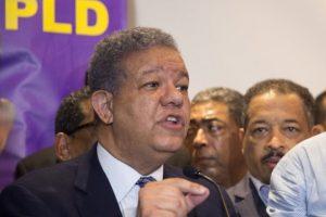Leonel saluda JCE ordenara auditoría, pero pide acompañamiento externo
