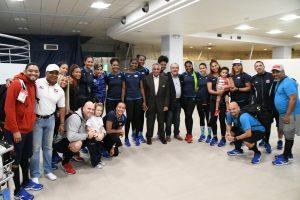 Jugadoras destacan actuación de RD en Copa Mundial de Voleibol