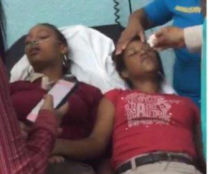 VILLA RIVA: Más de 10 estudiantes y cuatro profesores resultan intoxicados