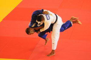 Santana y Nova competirán en judo Juegos Mundiales Militares