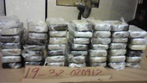 DNCD ocupa en Caucedo 48 paquetes cocaína en un contenedor iba a PR