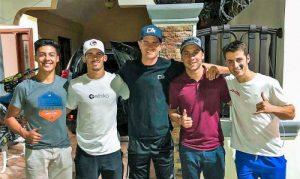 Unos 75 pilotos este domingo para motocross en San Juan